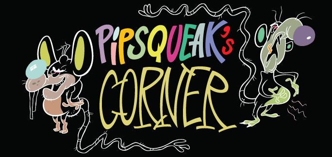 Pipsqueak's Corner by LooneyLion