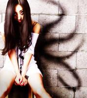 Octopus Girl by beveon