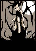 Ink BLot by beveon