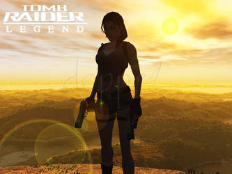 tomb raider legend  remake by doppeL-zgz