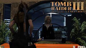 tomb raider 3: meeting sophia by doppeL-zgz
