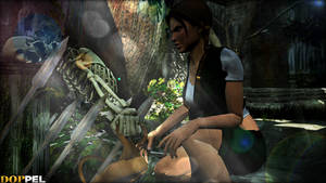 TOMB RAIDER IV: First Discovery by doppeL-zgz