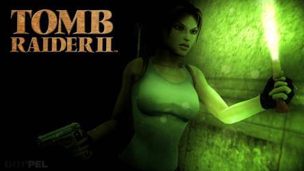 Tomb Raider II: Venice sewers by doppeL-zgz