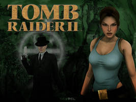Tomb Raider 2: Tittle screen Remake by doppeL-zgz