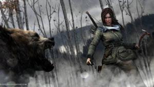Woman vs Wild by doppeL-zgz