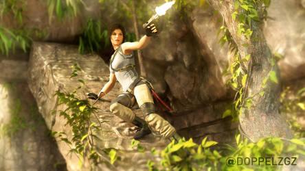 Shadow of the Tomb Raider: Jungle Descent by doppeL-zgz