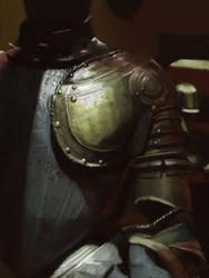 Armor Study by Flohock