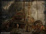 Incubo In Alto Mare- Nightmare on the sea by AltroEvo