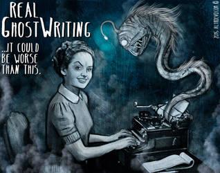Ghost Writing by AltroEvo