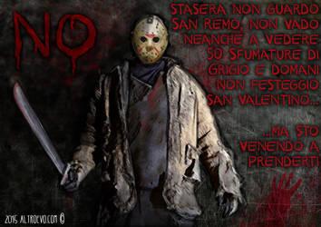 Maledetto Venerdi' 13 - Friday night 13th by AltroEvo
