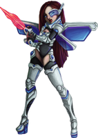 Cyborg by caitlincaitiecait