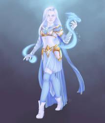 Angel by caitlincaitiecait