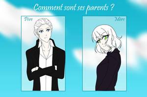 [StP] Comment sont ses parents ? - Leon by Bakangiie