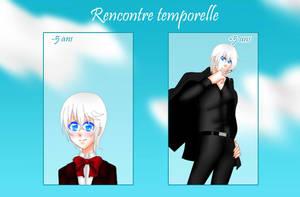 [StP] Rencontre Temporelle meme - Leon by Bakangiie