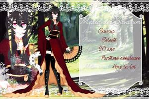 [MS] Celeste Crueau by Bakangiie