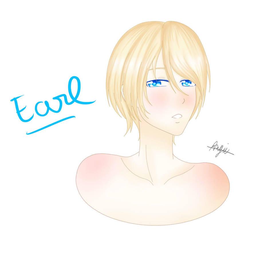 [SS] Headshot - Earl by Bakangiie