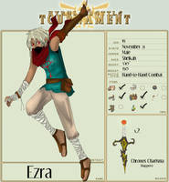 LoZ OC .: Ezra :. by DivinesDea