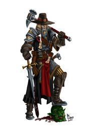 Warhammer repurgateur by Renlof