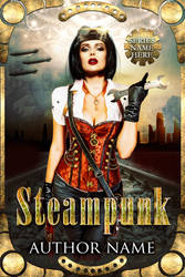 Steampunk Cover by JacquelineSweet