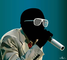 Kanye West by nkunited