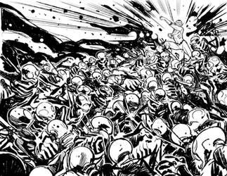 Flash #11 Ink 02-03 by DavideGianfelice