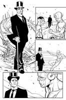 Flash #11 Ink 12 by DavideGianfelice
