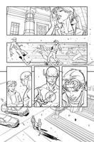 Flash #11 Ink 07 by DavideGianfelice