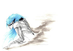 Grimmjow by vinree
