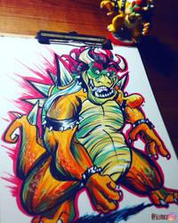 .:Bowser:. by Slurku