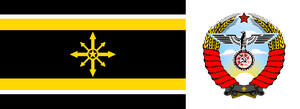 Eurasian Empire by ColumbianSFR