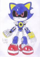 Metal Sonic by dark-zap