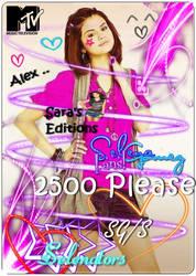 Selena Gomez Edit by CrazySellyFan