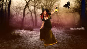 Good Witch by ROSEWALLPAPERS