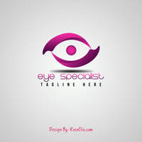 Amazing Vector Eye Logo Design Free Download by ROSEWALLPAPERS