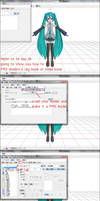 .:MMD - How to FIX PMX Leg IK Tutorial:. by PandaSwagg2002