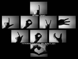 I Love You: In Hands. by xXBeastOfBloodXx