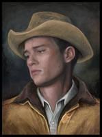 R.I.P My Beautiful Cowboy... by davidkawena
