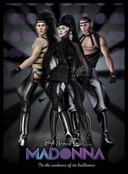 MADONNA - Confessions Poster by davidkawena