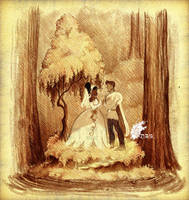 The Princess and the Frog - 06 by davidkawena