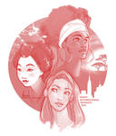 International Woman's Day 2013 by davidkawena