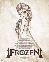 Frozen Oscars - by David Kawena by davidkawena