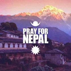Pray For Nepal by davidkawena