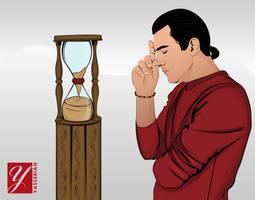 Antonio Banderas by yasserian