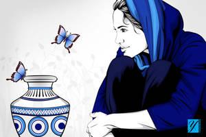 Desi Angelina by yasserian