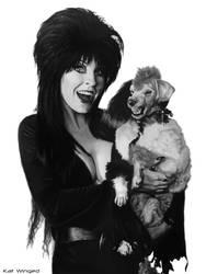 Elvira by Kat-Winged