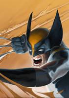 Wolverine by maykrender