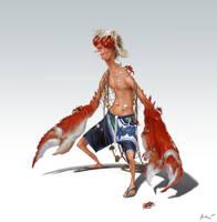C crabman v1a by maykrender