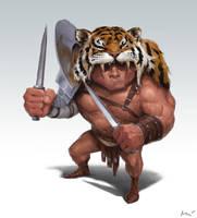 tigris by maykrender