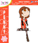 Toy Girls - Shelf Series 67: Penny by mickeyelric11