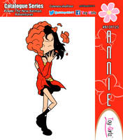Toy Girls - Catalogue Series 125: Annie by mickeyelric11